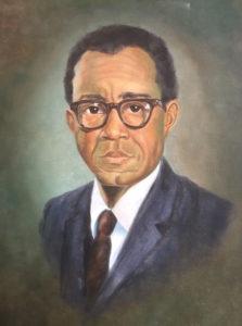 Reverend Edward R. Carter